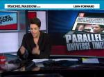 Maddow Hammers Conservative Media: 'They Just Make Stuff Up'