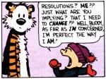 Open Thread: What Resolutions Didn't Work?