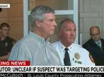 McCulloch: Unclear If Suspect Was Targeting Police In Ferguson Shooting