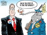 Open Thread - Jeb Vs The Tea Party - Pass The Popcorn
