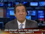 Howard Kurtz Takes Stewart Out Of Context On Ferguson, Ignores His Criticism Of Fox