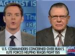 Fox News Outraged That Iranians Are Helping Iraq Fight ISIS