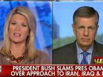 Brit Hume Grudgingly Admits George W. Bush Is Toxic