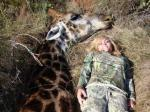Celebrity 'Huntress' Earns Death Threats After Ricky Gervais Tweets Pic