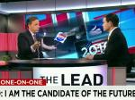 Jake Tapper Tells Marco Rubio He's The 'Candidate Of Yesterday' On Gay Marriage