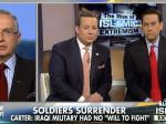 Fox News' Ralph Peters Thinks Obama Is A Liar Who Doesn't Get War