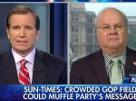 Rove Warns That Big Donors Could Punish GOP Candidates Who Attack Each Other
