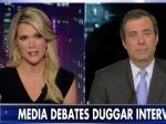 Howie Kurtz Claims The Duggars Are Victims Of Left-Right Culture Wars