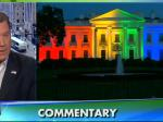 Bolling: Obama Wants To Divide America With Rainbow Lit White House