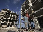 Gaza Still In Ruins, A Year After The War