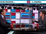 Rachel Maddow Spars With Rick Santorum Over Gay Marriage, 'Man On Dog' Comments