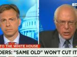 Bernie Sanders Explains How He'd Deal With An Obstructionist Congress