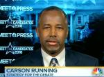 Ben Carson Thanks Donald Trump For 'Tremendous Help' Shielding His Lack Of Political Knowledge
