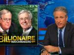 Jon Stewart Ridicules Republicans Sucking Koch Brother Teat