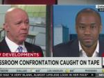 Watch: CNN's Harry Houck's Racist Analysis Of Cop Attack On Seated Student
