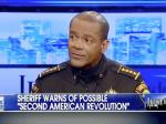 Sheriff David Clarke Plays A Straight-Talking Cop On Cable TV, But His Agenda Springs From Far-Right Extremism