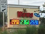 Thanksgiving Weekend Gas Prices Lowest Since 2008