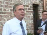 Jeb Bush's 'Dumb As A Stump' Answer About Screening Syrian Refugees