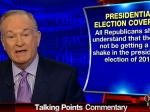 Bill O'Reilly Pretends The Media Is In The Tank For Democrats