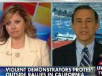 Fox's Bartiromo And Rep. Issa Blame Dems For Slow Economic Growth