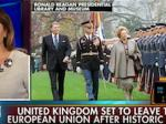 Fox News Brexit Cheerleading: It Will Lead To A Donald Trump Presidency Edition