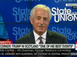 Sen. Bob Corker Calls Trump's Scottish Presser 'One Of His Best Events'