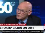 James Carville Hammers Media For Attacking Clinton Foundation