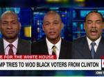 Charles Blow On Fire!  'Trump Is A Bigot!'