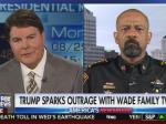 Sheriff David Clarke Gushes Over Trump's 'Brilliant' Tweet About Dwyane Wade's Cousin's Death