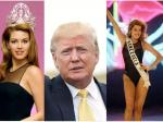 Trump Doubles Down On Attack Of Former Miss Universe