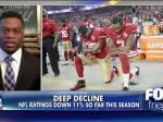 Fox Friends Pretend National Anthem Protests Lowering NFL Viewership