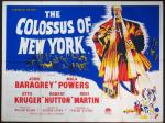 C&L's Saturday Night Chiller Theater With 'The Colossus Of New York' (1958)