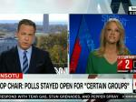 Jake Tapper Takes On Kellyanne Conway Over Conspiracy Theories About Polling Places Staying Open