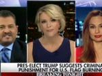 Trump Surrogate Looks Forward To Supreme Court Criminalizing Flag Burning