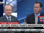 Santorum: 'Trail Of Breadcrumbs Means It's Not Russian Hacking'