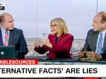 'Alternative Facts Are Lies': CNN Fact Checks Kellyanne Conway With On-Screen Graphic