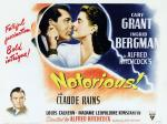 C&L's Saturday Night Chiller Theater: Notorious (1946)
