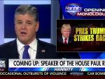 Does Snowflake Sean Hannity Do The Same Whining Monologue About The Media Every Night?