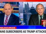 NY Times Reveals Trump Attacks Backfire: 'Every Time He Tweets It Drives Subscriptions Wildly'