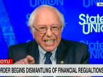 'This Guy Is A Fraud': Bernie Sanders Rips Trump's Wall Street Hypocrisy