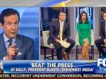 Chris Wallace Sounds Dictatorship Warning: Donald Trump 'Crosses A Line' Calling Media The Enemy