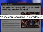 Colbert Urges Us To 'Never Fjorget What Happened In Sweden'