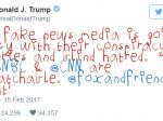 Comedy Central App Turns Trump's Tweets Into Kiddie Crayon