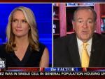 Huckabee Channels O'Reilly: 'Can't Kiss A Woman Leaning Away From You!'