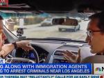 MSNBC Broadcasts Live ICE 'Stakeout' Outside Home Of 'Serious Criminal' Immigrant