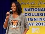 Michelle Obama Will Be Sending Kids To College Forever