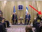 Israel Ambassador's Quick Save When He Facepalms At Trump