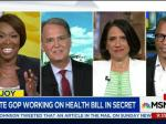 Joy Reid Pummels GOP Strategist For Lying About How ACA Passed