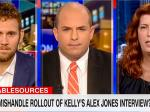 CNN's Brian Stelter: 'Alex Jones Is A Virus' And Megyn Kelly Is 'Spreading That Virus'