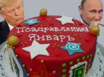 Trump's Birthday 'Gifts' Include A One-Way Ticket To Russia